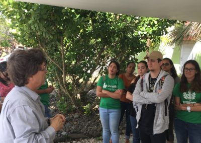 Capítulo USGBC Univ. Católica visita Casa Ausente con Arq. Fernando Abruña